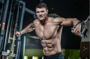 pectoral strength