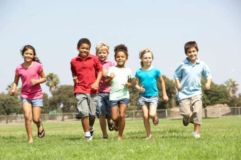 Trifocus fitness academy - exercise plan for children