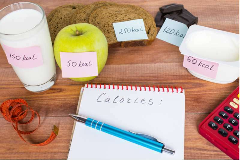 Trifocus fitness academy - how many calories