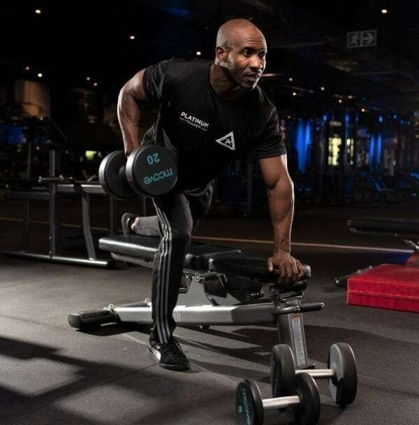 Trifocus Fitness Academy - muscular strength and endurance