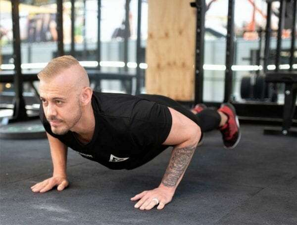 Trifocus Fitness Academy - work out