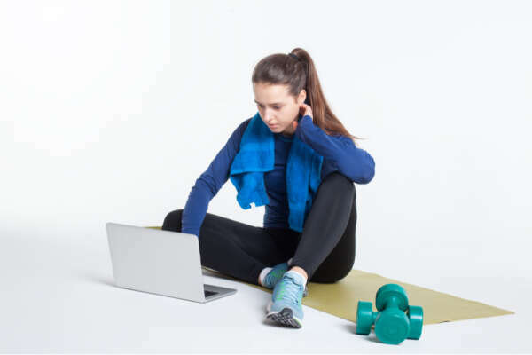 Trifocus Fitness Academy - online personal trainer