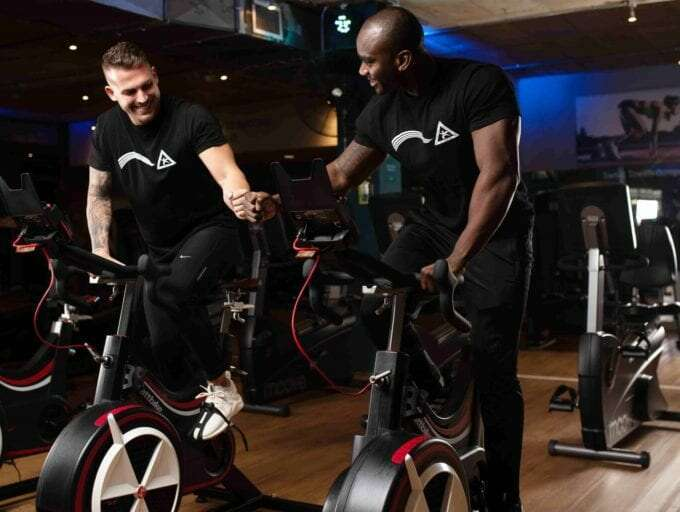 Trifocus Fitness Academy - cycling