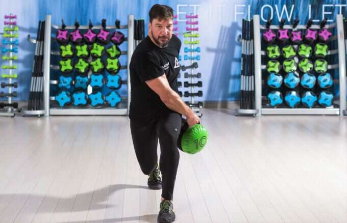 Trifocus Fitness Academy - functional exercises