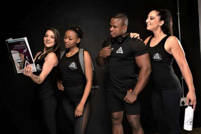 Trifocus Fitness Academy - Life Coaching Business