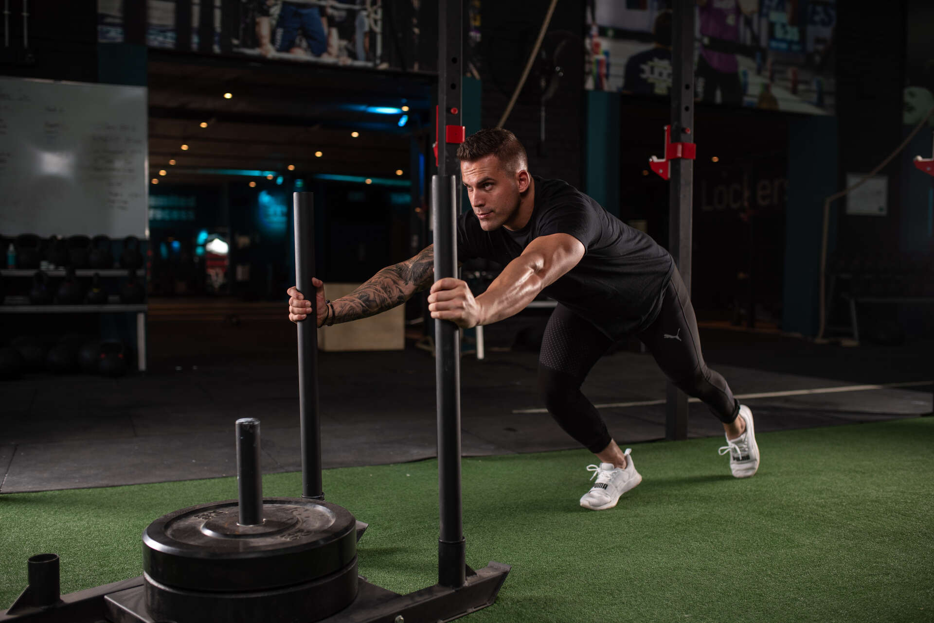 Trifocus Fitness Academy - metabolic conditioning workout