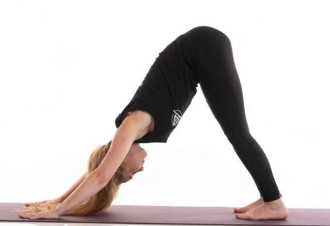 Trifocus Fitness Academy - yoga inversions