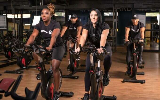 Trifocus Fitness Academy - indoor cycling