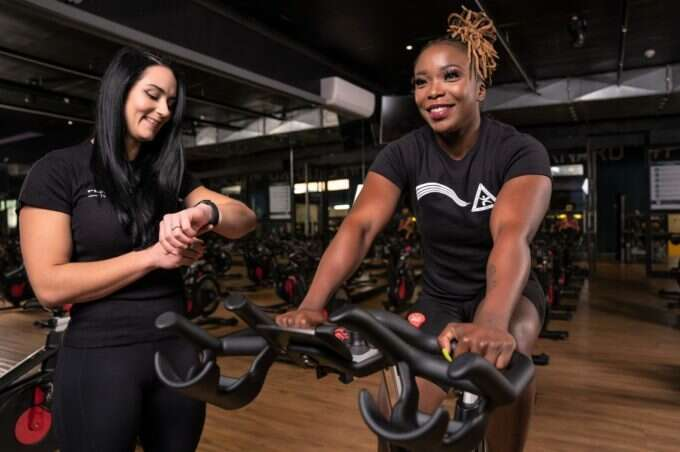 Trifocus Fitness Academy - exercise