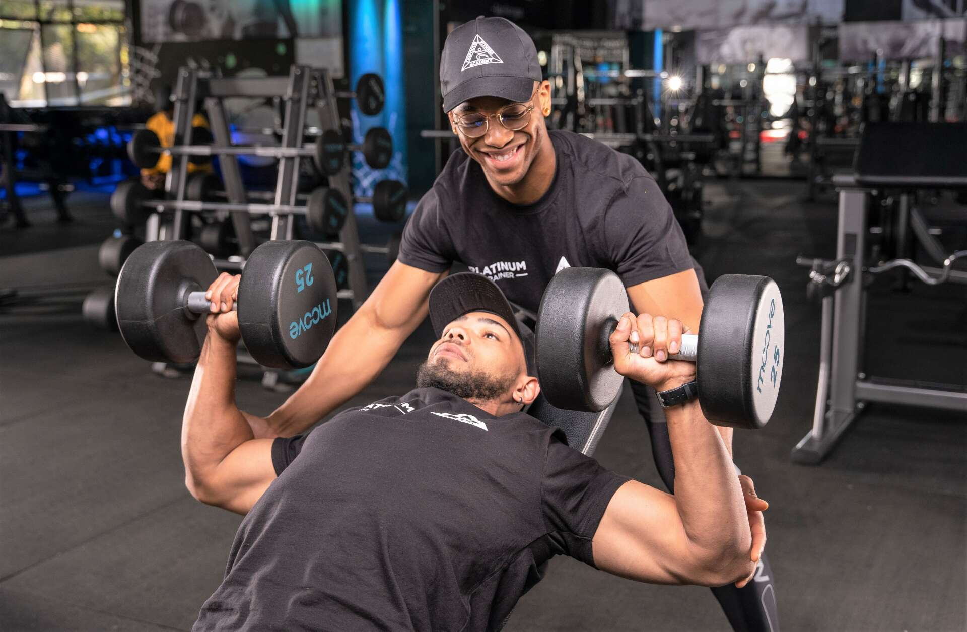Trifocus Fitness Academy - Build Up Muscle