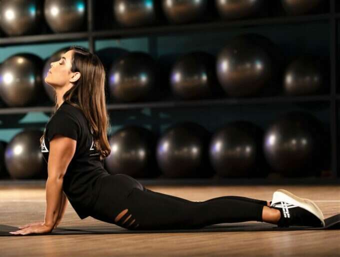 Trifocus Fitness Academy - active stretching