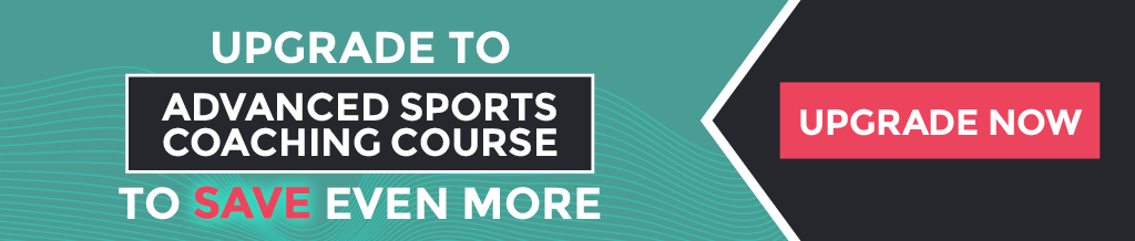 upgrade to advanced sports coaching course
