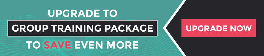 upgrade to group training package