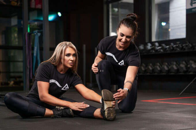 Trifocus Fitness Academy - fit lifestyle