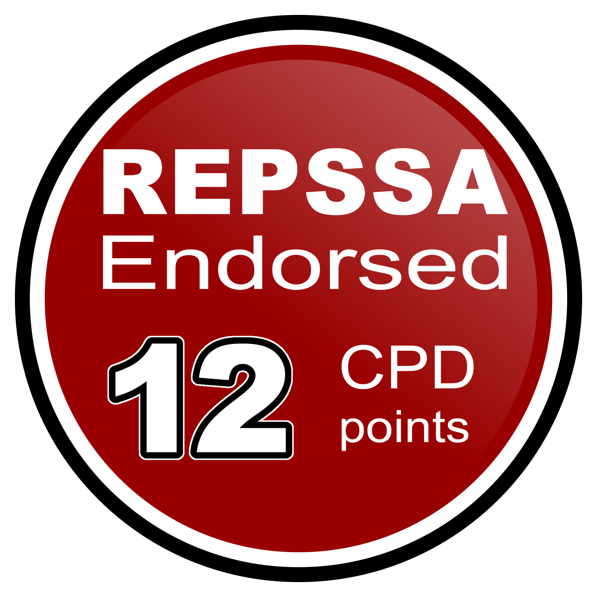 REPSSA 12 CPD points