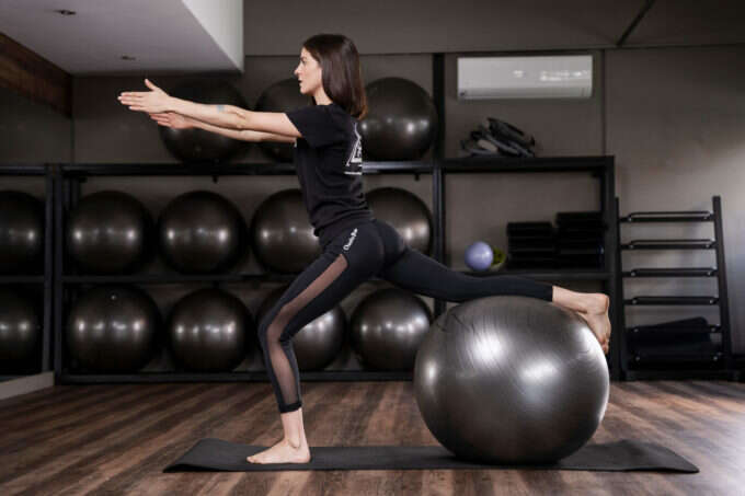 Trifocus Fitness Academy - workout