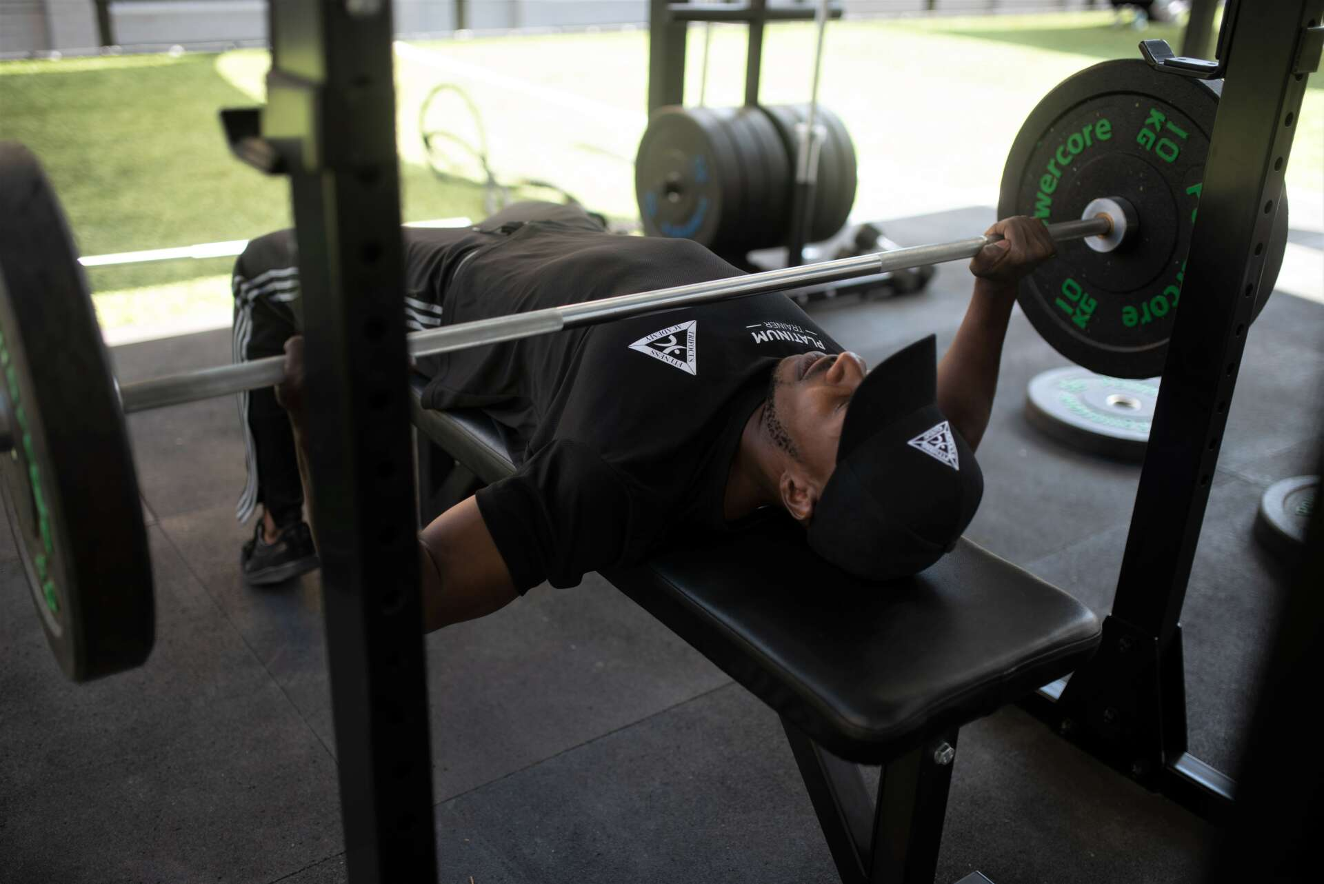 Trifocus Fitness Academy - weight lifting