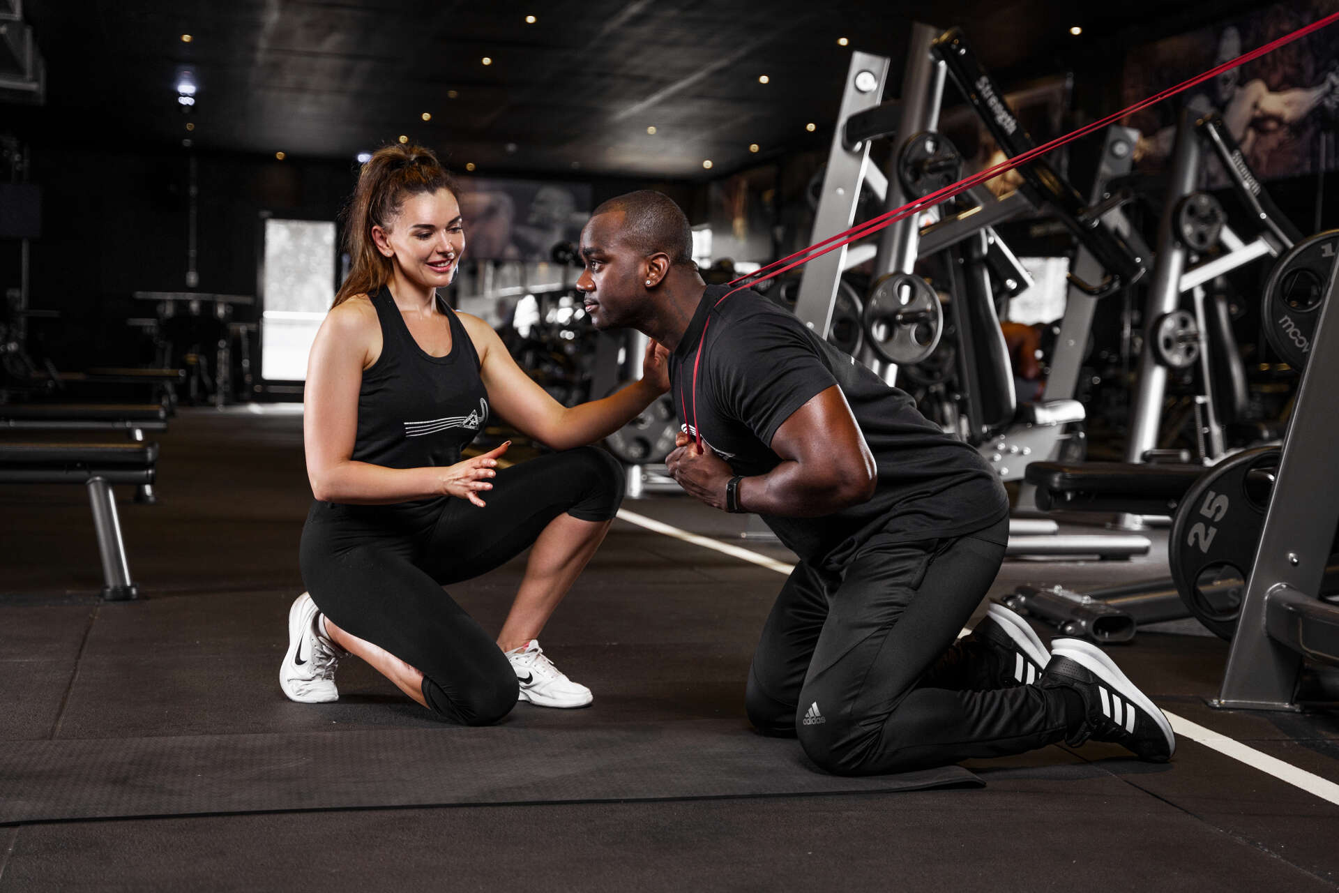 Trifocus Fitness Academy - weights